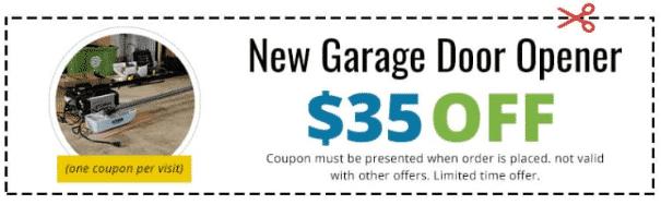 New Garage Door Repair