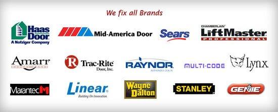 Brands-Of-Garage-Door